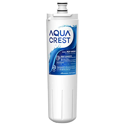 AQUACREST Replacement 640565 Refrigerator Water Filter, Compatible with Bosch 640565, EVOLFLTR10 AP3961137, 3M Cuno CS-52, Whirlpool WHKF-R-PLUS