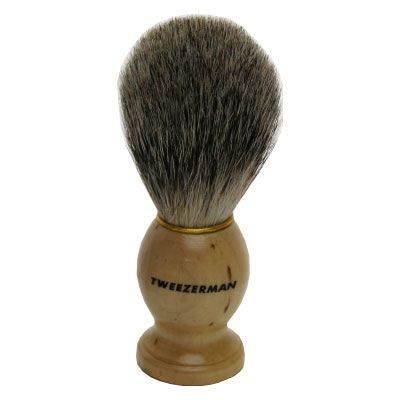Tweezerman  Men's Shaving Brush