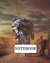 Notebook: Warhammer 1: Pocket Diary, Lined pages (Composition Book Journal) (8 x 10)