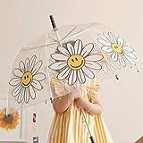 weichuang Paraguas para niños a prueba de viento y a prueba de lluvia...