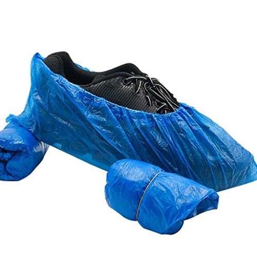 Read About kaifongfu Disposable Shoe Cover, Breathable Dust-Proof Non-Slip Environmental Protection ...