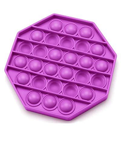 Push Bubble Fidget Toy, Pop Bubbles Popping Push Bubble Pop Anti Stress...