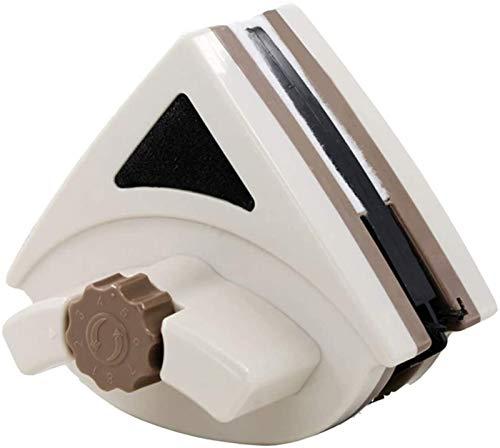 HSJ LF- Limpiador de Vidrio magnético Ajustable de Doble Lado de la Puerta para Ventanas acristaladas de Alto Nivel y automóvil, Espesor de Vidrio aplicable Limpio