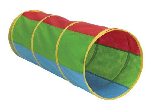 Inside Out Toys Großer Spieltunnel im Pop-Up-Design - 1,8 m lang und 48 cm Durchmesser