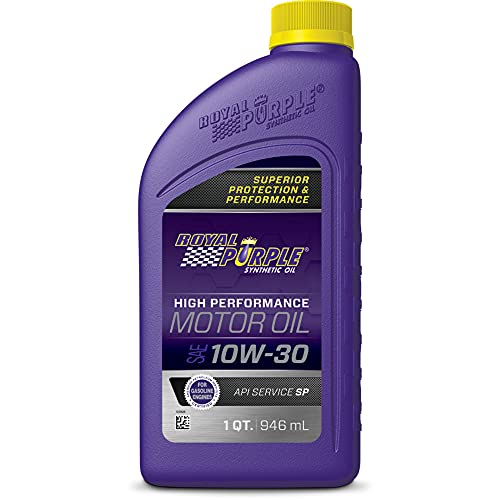 Royal Purple 01130 10W30 Synthetic Oil