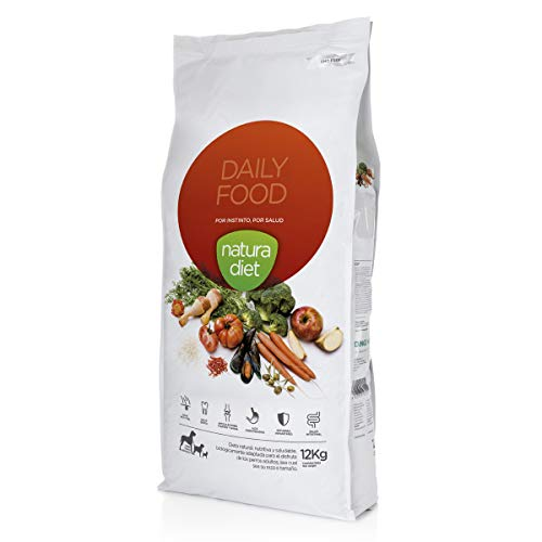 Natura diet Daily food 12 kg Alimento Natural seco. ✅