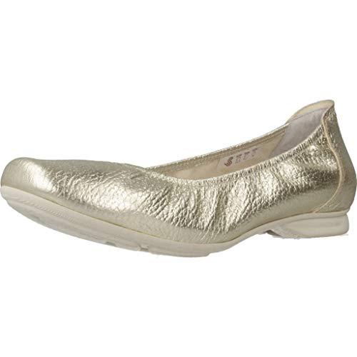 Sabrinas Zapatos Bailarina Mujer Ciervo Met para Mujer