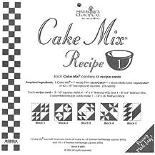 cake mix quilting recipes
