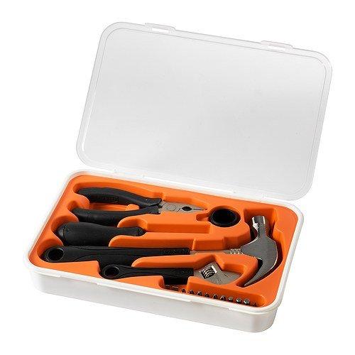 Ikea FIXA -17- teiliger Werkzeugsatz