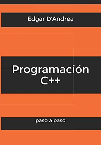 Programación C++: Paso a paso