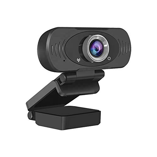 Suncoast Depot HD Webcam 720P High Resolution with Microphone, Compatible with PC Windows 7, 10, Mac OS 10, 11, Chromebook Versions 85-88, and Many Linux Distributions
