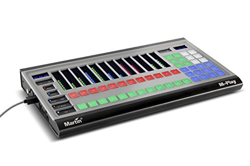 Martin M-Play High-Performance Lighting Effects Control Console