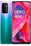 OPPO A54 5G A54 Smartphone 5G, 193g, Display 6.5\' FHD+ 90Hz, 4 Fotocamere 48MP, RAM 4GB + ROM...