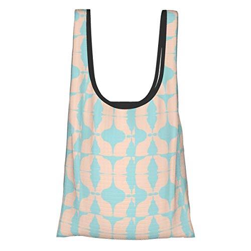 Faltbare wiederverwendbare Einkaufstasche, Einkaufstasche, umweltfreundlich, wasserabweisend, leicht, stark