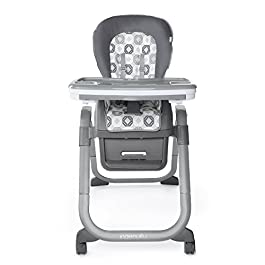 Ingenuity SmartServe 4-in-1 High Chair, Toddler Chair, and Booster
