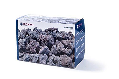 HENDI Piedras de lava (finas) - caja, 0
