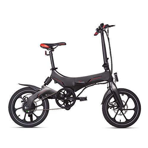 Macrom Bike Portofino Jugend Unisex Grau Anthrazit No Size
