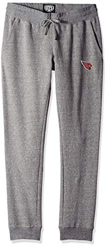 OTS NFL Arizona Cardinals Women's Splash Jogger Pants, Logo, Medium>