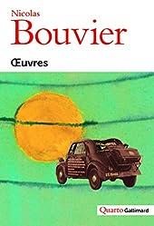 Oeuvres de Nicolas Bouvier