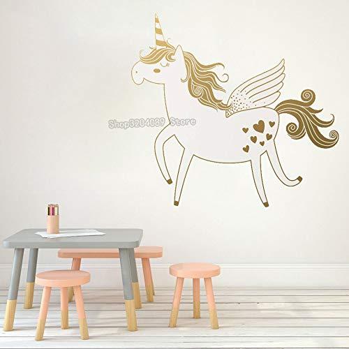 Muurstickers slaapkamer verwijderbare kinderkamer stickers woonkamer slaapkamer woondecoratie zwart-wit vinyl kunst behang muurschildering 60x56cm