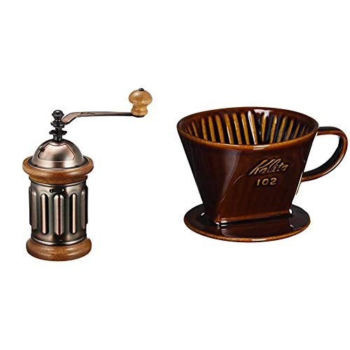 カリタ 手挽きコーヒーミル コーヒーミル KH-5#42039
