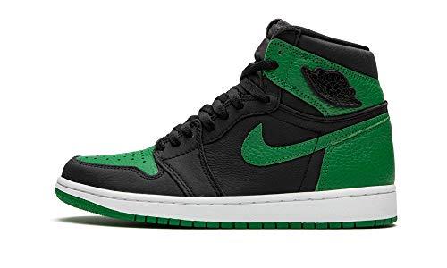 Jordan Mens Air 1 Retro High 555088 030 Pine Green 2.0 - Size 11.5