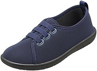[パンジー] 靴 シューズ 婦人用カジュアルシューズ レディースリラクシングシューズ ゴム紐だから脱ぎ履きラクラク 安心の日本製 2107
