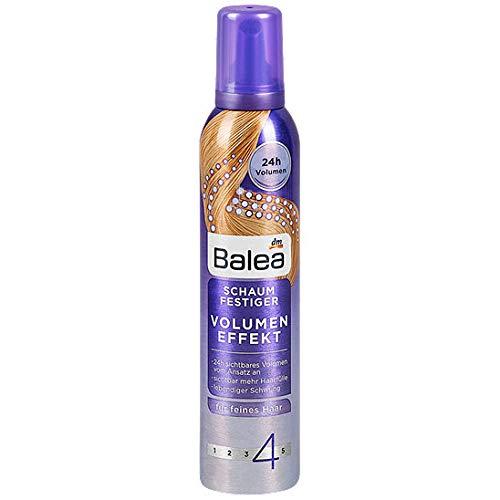 Balea Volume Effect Schaumfestiger, 2er Pack(2 x 250 ml)