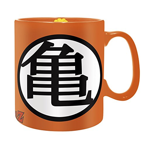 ABYstyle - DRAGON BALL - Mug - 460 ml – Kame
