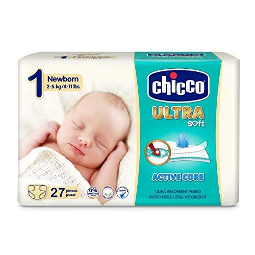 Pañales para recién nacidos Chicco DryFit