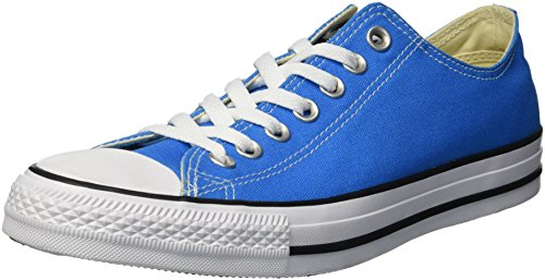 Converse Chuck Taylor All Star Seasonal Farben Ox Unisex 38 EU,  Blau