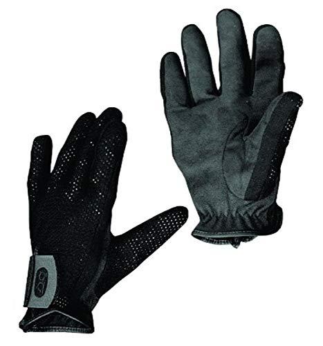 Bob Allen Shooting Gloves (Black, 3X-Large)