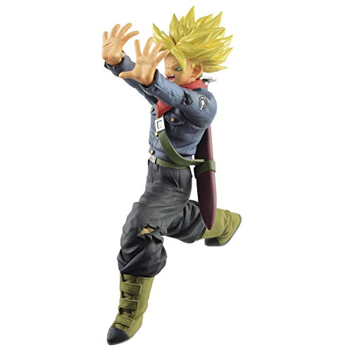 Ban presto-BP81844 Dragon Ball Super, Figura de Acción, Future Trunks SSJ Galick Gun, Multicolor (BP81844)