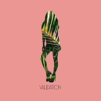 Validation (feat. Craig Black)
