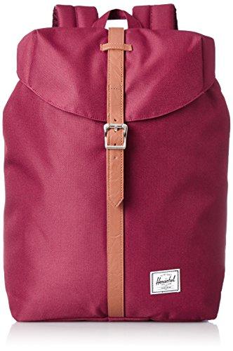 Herschel Post Backpack Rucksack, 12 Liter, Windsor Wine/Tan