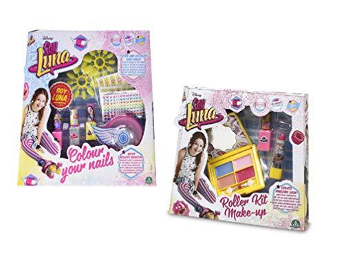giochi preziosi.com Lote de Dos Sets de Maquillaje y Decoracion de uñas de Soy...