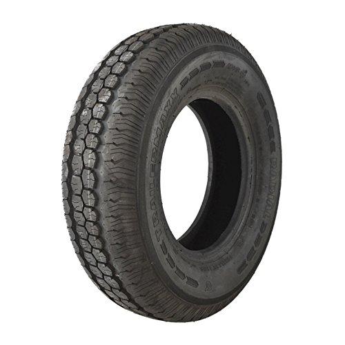AB Tools 145 R10 Remolque Sólo neumáticos 84/82n Radial sin cámara 500kg MAX 8 PLY-TRSP23