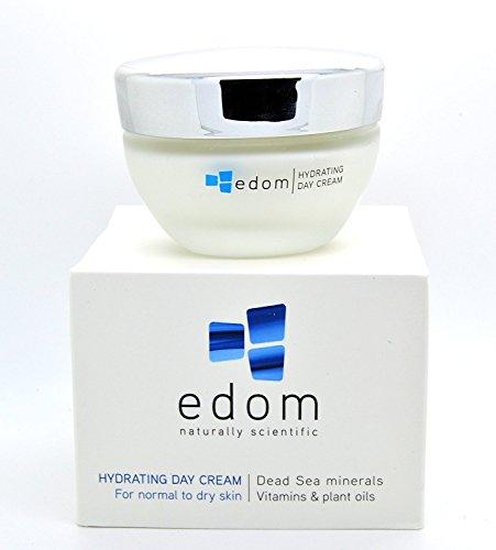 Edom - Wertvolle Feuchtigkeitscreme mit Mineralien vom Toten Meer für Männer und Frauen -...