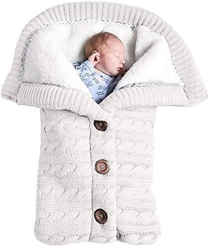 Manta forro polar cochecito bebé recién nacido