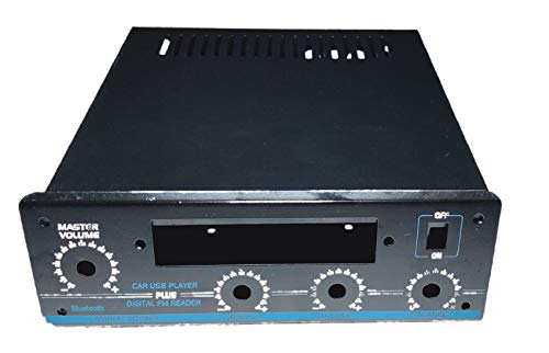 Quality Cabinet for Amplifier Box Body only Black Color Cabinet with All Screw Bolt with Connector