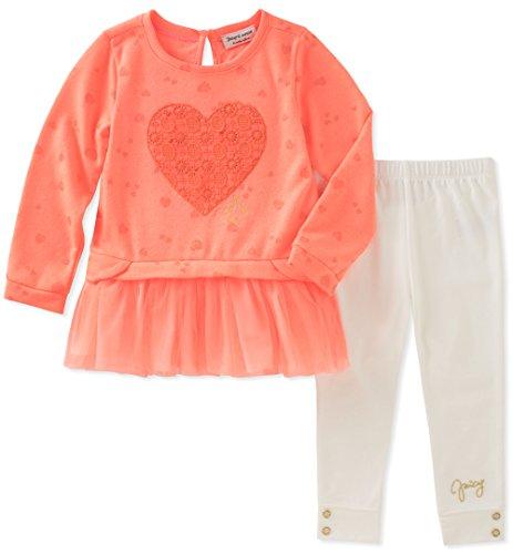 Juicy Couture Bébés filles Lot de pantalons - multicolore - 18 mois