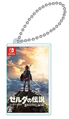 Nintendo Switch専用カードポケットmini ゼルダの伝説 ブレス オブ ザ ワイルド