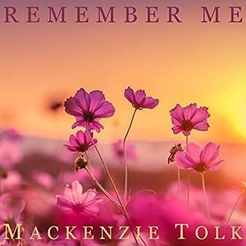 Remember Me (feat. David Tolk)