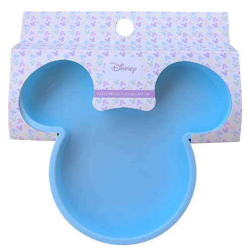 Mickey Mouse Kuchenform, 20 x 2,5 cm, offizielles Lizenzprodukt