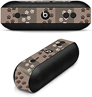 MightySkins Skin Compatible with Beats by Dr. Dre Beats Pill Plus wrap Cover Sticker Skins Paw Prints