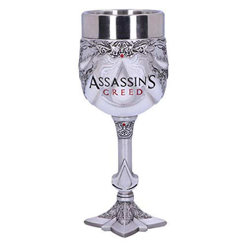 Assassin's Creed Assassin's Symbol Unisex Cáliz multicolor, Poliresina, Nemesis Now, B5297S0