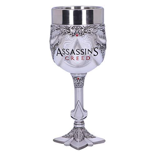 Assassin's Creed Assassin's Symbol Unisex Cáliz multicolor, Poliresina, Nemesis...