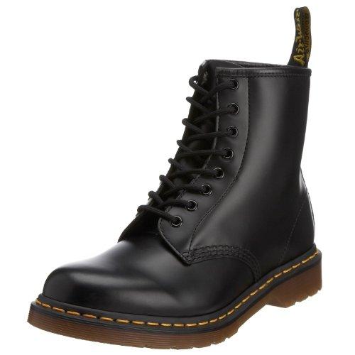 Dr. Martens 8-Loch Boot 1460, Scarpe Donna, Nero, 41 EU 7 UK