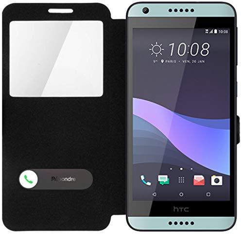 Coque Double Fenêtre pour HTC Desire 650