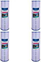 Alford & Lynch 4 Pack Replacement for Unicel Pool Filter Fits C-7471, Pleatco PCC105, Pentair Clean & Clear Plus 420 & Filbur FC-1977